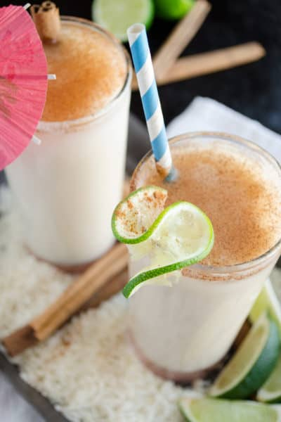 Fast Three Step Horchata