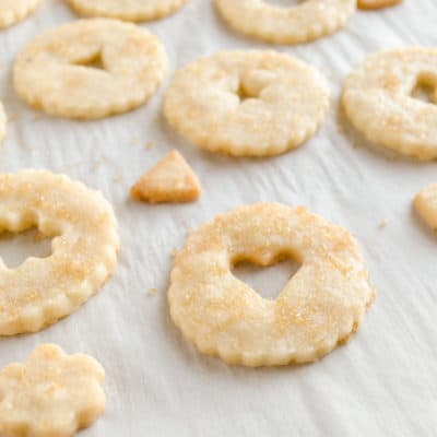 Do You Use Cookie Cutters the Hard Way or the Easy Way?