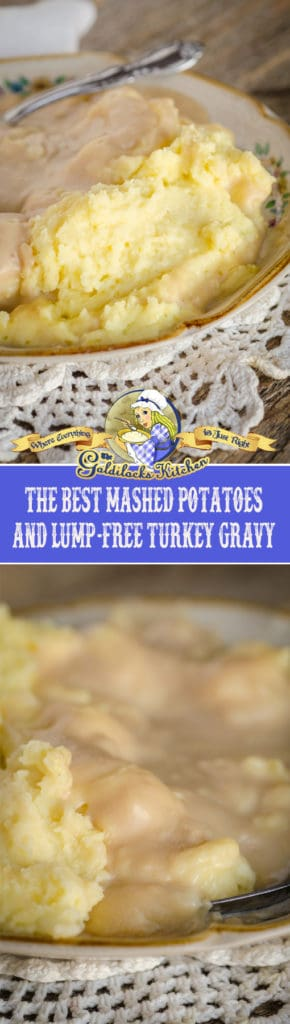 """This deliciously creamy best mashed potatoes recipe is fantastic because of one secret ingredient you probably already have in your fridge (hint: it rhymes with """"dream breeze""""). Everyone will love these taters!"""