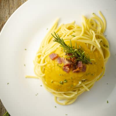Try Winter Squash Pasta Sauce for Something New