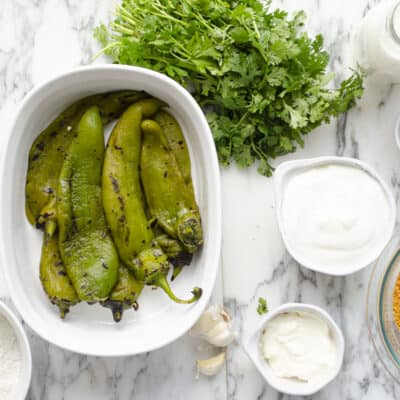 Feel The Heat With Famous Fried Hatch Green Chiles